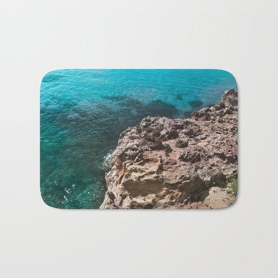sea water Bath Mat
