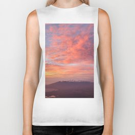 Haleakala Summit Sunset Biker Tank