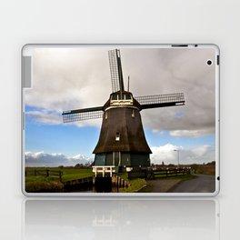 Traditional Dutch Windmill Laptop & iPad Skin