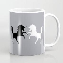 Duel-I-Corns Coffee Mug