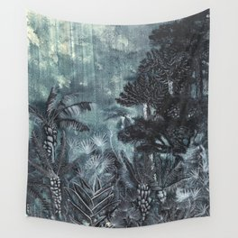 Prehistoric Land Print Wall Tapestry