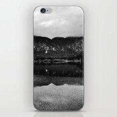 Lake Bohinj, Bled, Slovenia. iPhone & iPod Skin