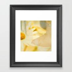 Daisy and Pearl Framed Art Print