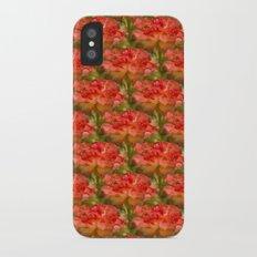 Roses Galore Slim Case iPhone X