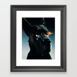 Mile 700 Framed Art Print