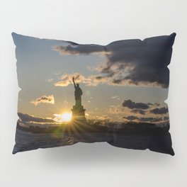 Liberty Starburst Pillow Sham