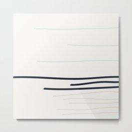 Coit Pattern 74 Metal Print