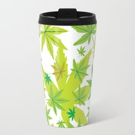 The World of Cannabis Travel Mug