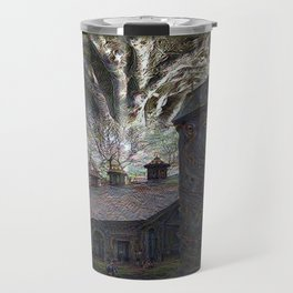 Dreaming ~ Silent Screaming Travel Mug