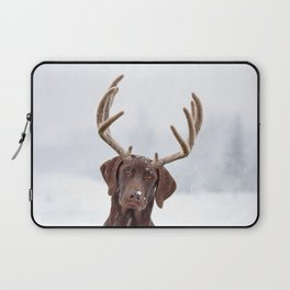 White wonder Laptop Sleeve