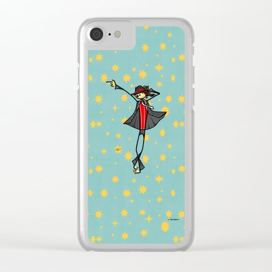 Michael Clear iPhone Case