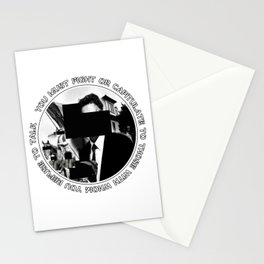 Banned due to legal advice Stationery Cards