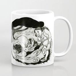 Bird in the Bush Coffee Mug