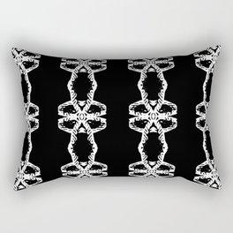 knot like the rest Rectangular Pillow