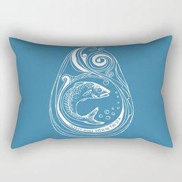 Plenty More Fish in the Sea Rectangular Pillow
