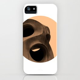 Guadi in Barcelona iPhone Case