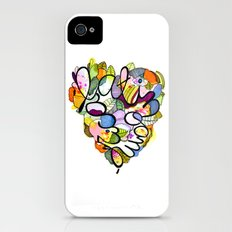 Latinoamérica LOVE iPhone (4, 4s) Slim Case