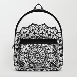 Lotus Mandala Backpack
