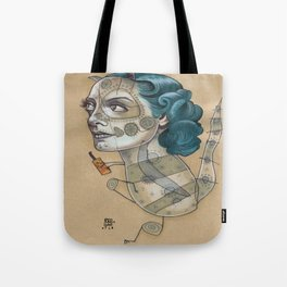 SUGAR DRAGON Tote Bag