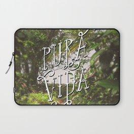 Pura Vida Costa Rica Jungle Life Caribbean Type Laptop Sleeve