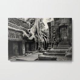 Ta Promh Metal Print