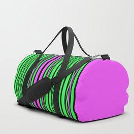 Abstract Christmas ornament 5 Duffle Bag