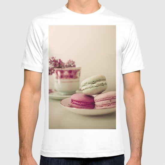 Lilac and Macaroons T-shirt