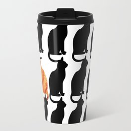 ODD CAT OUT Travel Mug