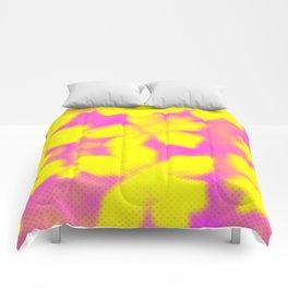 Flower | Flowers | Yellow & Pink Flowers | Nadia Bonello Comforters