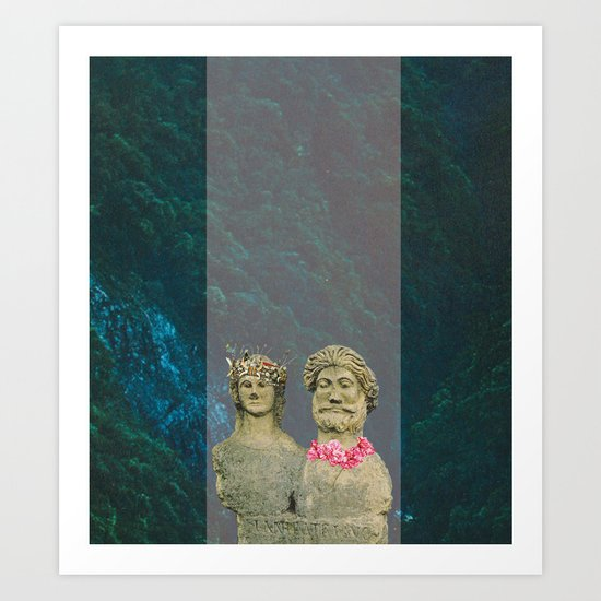 King/Queen Art Print