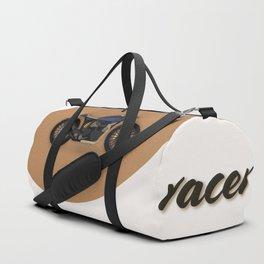 Café racer bike Duffle Bag