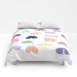 Boobies! Pt. 2 Comforters
