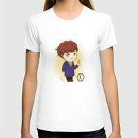 exo T-shirts featuring Pathcode EXO - Chanyeol by Minnie Dreamer