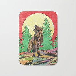 GRIZZLY FATE Bath Mat
