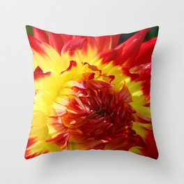Always On The Bright Side Throw Pillow