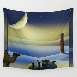 1001 Night Wall Tapestry