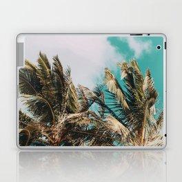 Palm Trees and Island Breeze Laptop & iPad Skin