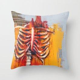 Syndrome Throw Pillow