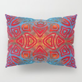 The Easter Bunny Visual Enigma III Pillow Sham
