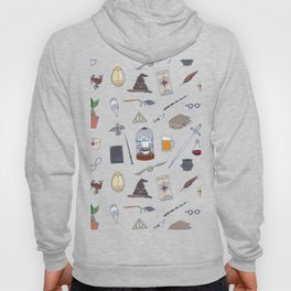 Harry Pattern Night Hoody
