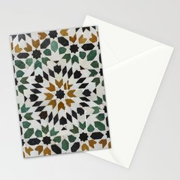 Zellij Mosaics, Marrakech Stationery Cards