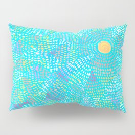 dotted sky Pillow Sham