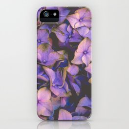 Flower XIX iPhone Case