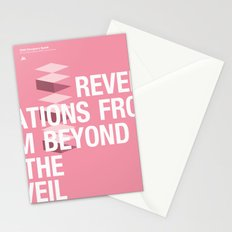 IGNS poster design Stationery Cards
