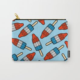 Rocket Popsicle Pattern Carry-All Pouch