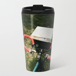 Bicycle Touring Travel Mug