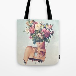 Flower-ism Tote Bag