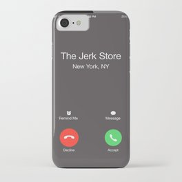 THE JERK STORE CALLED iPhone Case