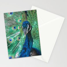 Let Me See Your Peacock Stationery Cards