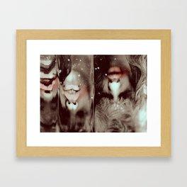 Cosas Raras.  Framed Art Print